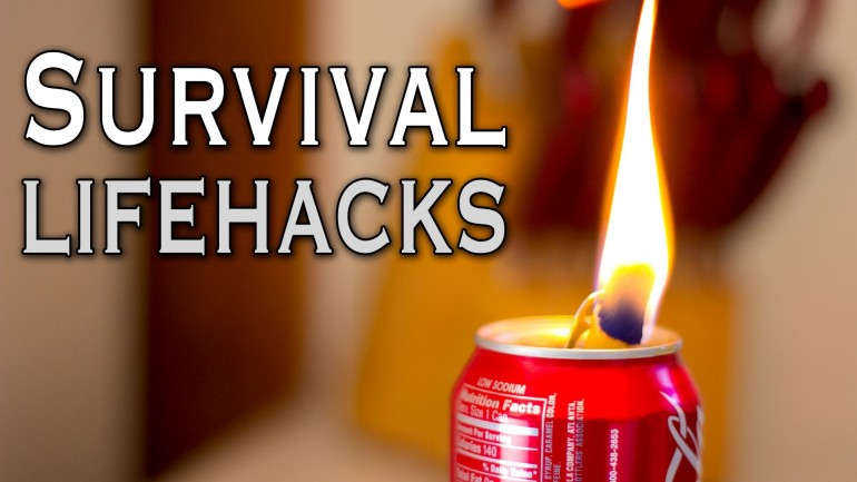 These 7 Survival Life Hacks Could Save You In An Emergency