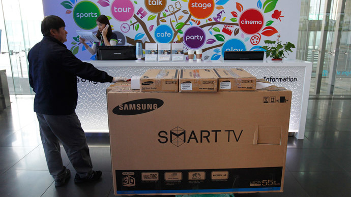 Careful What You Say: Your Samsung TV Might Be Listening