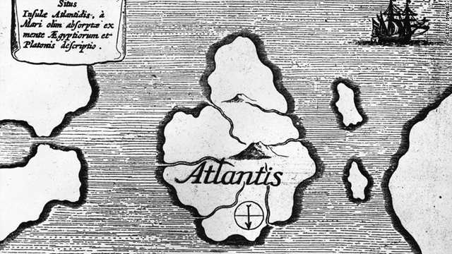 How a Mysterious Metal Could Uncover the Origins of Atlantis‏