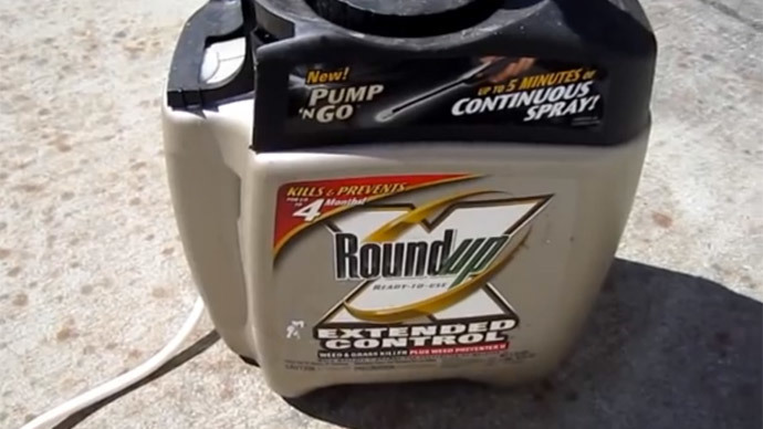 Monsanto Shuns WHO Verdict That Roundup 'Probably' Causes Cancer