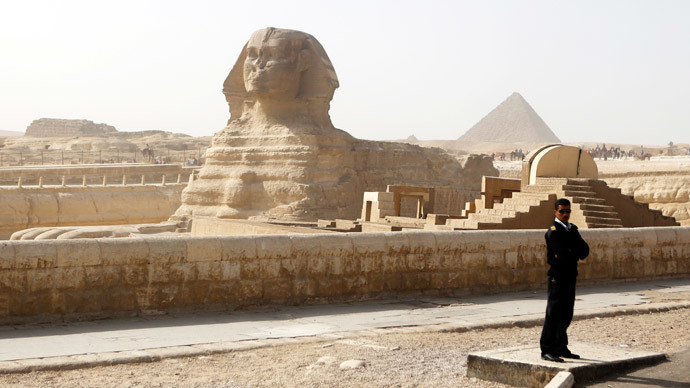 ISIS Call For Demolition of Egypt's Sphinx, Pyramids