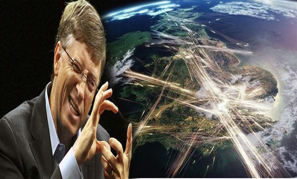 Bill Gates Exposed For Funding Research, Promotion of Spraying Geo Engineered 'Chemtrails' Across Globe