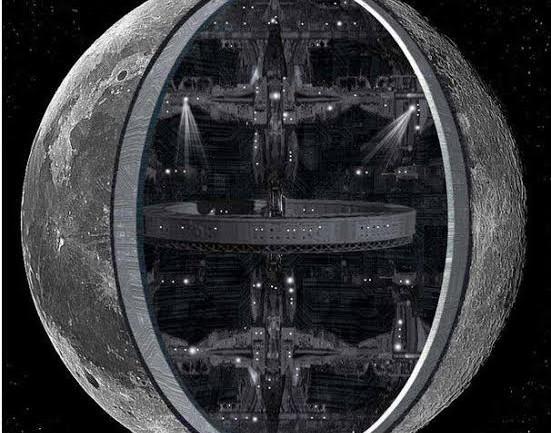 Is The Moon An Artificial Alien Base