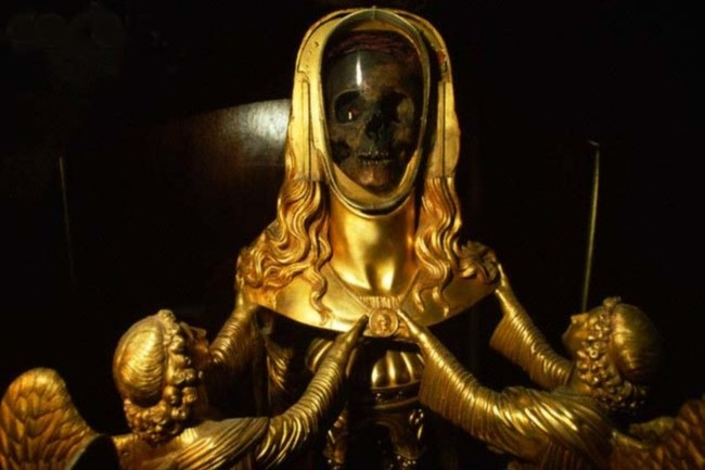 Could This Ancient Object Be The Actual Skull Of Mary Magdalene?