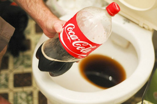 She Buys Gallons Of Coke Every Spring, But Not To Drink. The Reason Is Genius