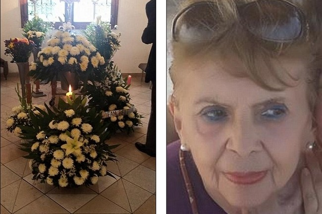 Dozens Of Stray Animals Attended The Funeral Of The Woman Who Had Fed Them