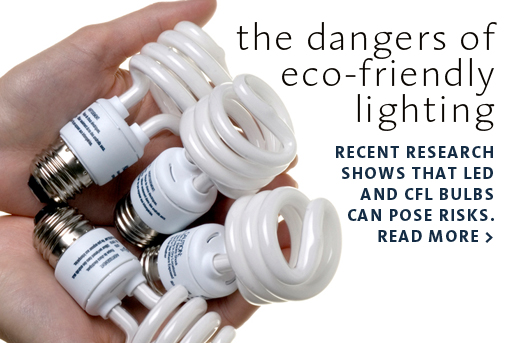 Compact Fluorescent Bulbs Release Cancer Causing Chemicals