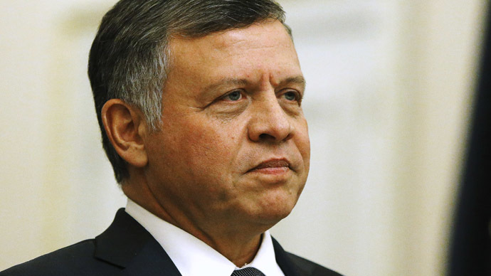 King of Jordan Wants To Wage 'World War 3′ on ISIS