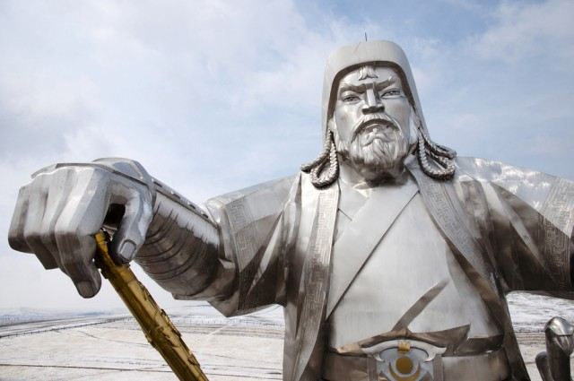 Archeologists Uncover Genghis Khan's Lost Mongolian Fortress