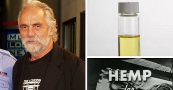 "Tommy Chong of 'Cheech & Chong' Fame: ""I'm Cancer-Free"" Thanks to Hemp Oil and the Right Diet"