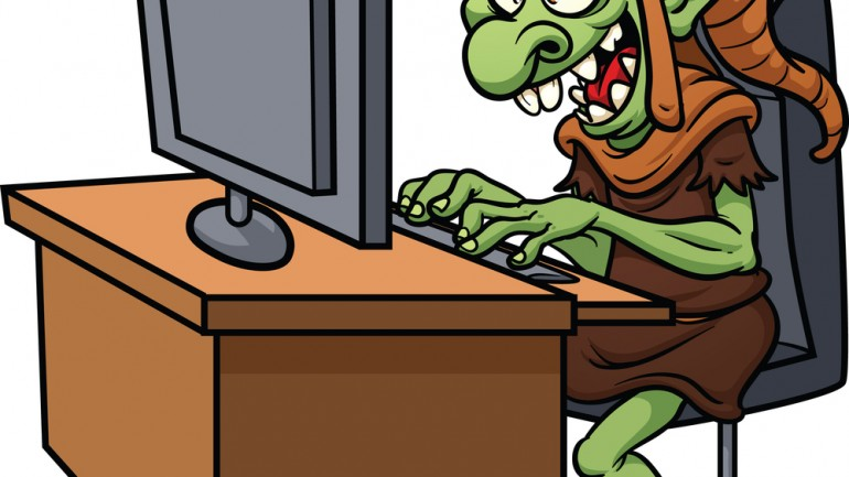 Watch Out for Paid Trolls and Front Groups