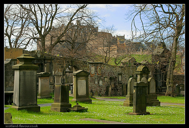 Greyfriars-Kirkyard-Edinburgh-Scotland