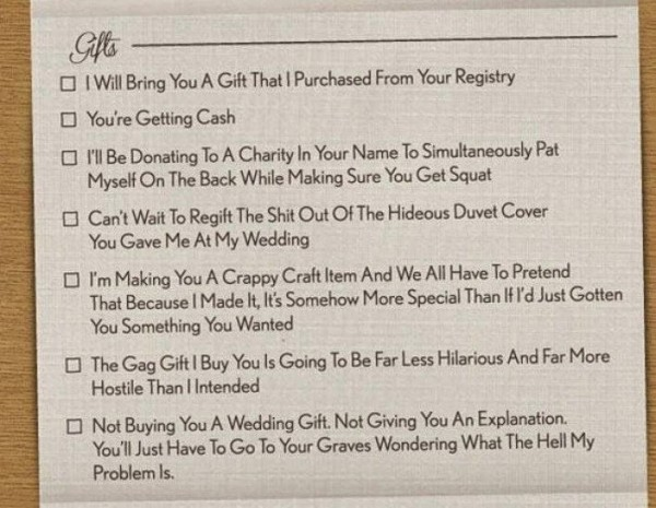 The Most Brilliant Wedding Invitation You'll Ever See (2)