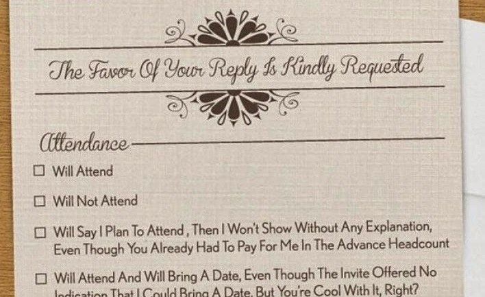 The Most Brilliant Wedding Invitation You Will Ever See