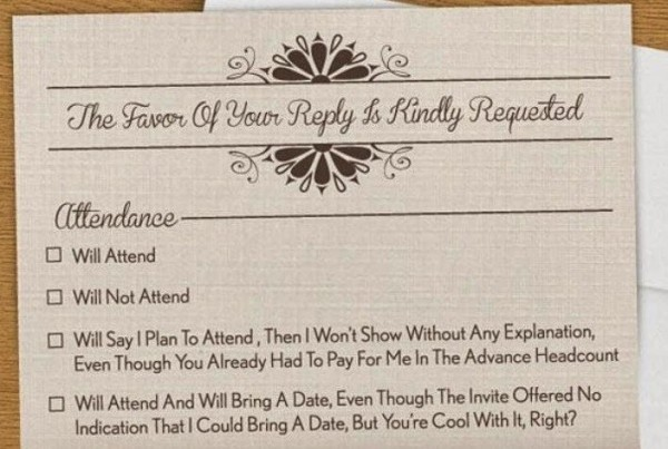 The Most Brilliant Wedding Invitation You'll Ever See