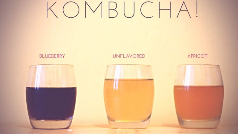 "18 Reasons Why Kombucha Is Known As ""Immortal Health Elixir"""