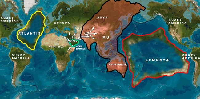 Forgotten Lands and Lost Civilizations