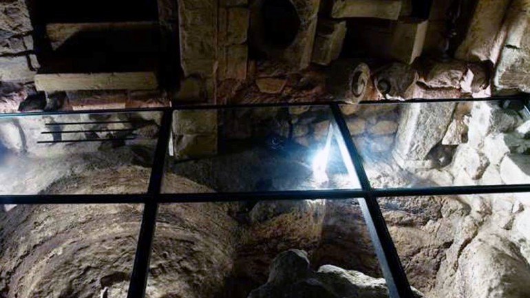 Man Intent on Fixing Toilet Uncovers Centuries-Old Subterranean World Beneath His Basement