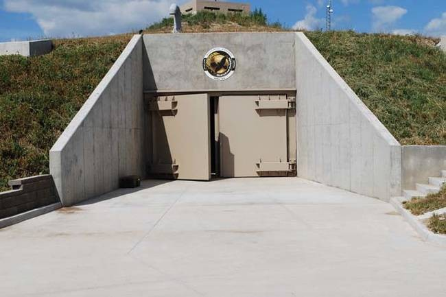 You'll Never Guess What's Inside This Abandoned Missile Silo. It's Totally Nuts