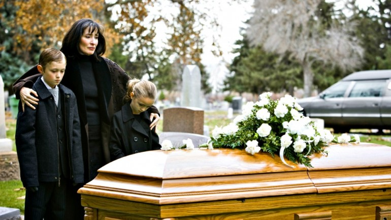 Widow Fined $280 for Lingering Too Long at Late Husband's Grave