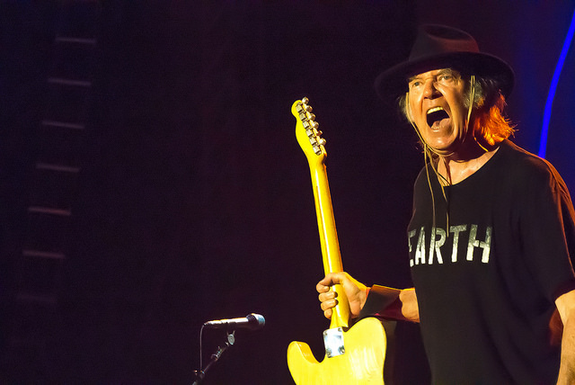 Neil Young Announces Anti-Monsanto Album 'Monsanto Years'