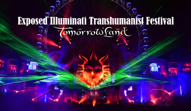 'TOMORROWLAND' Festival EXPOSED