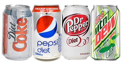 "FDA, FTC Asked To Stop Coca-Cola, Pepsi From Falsely Advertising Unhealthy ""Diet"" Soda"
