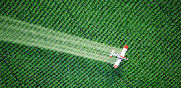 Crops Being Drenched With Cancer Causing Glyphosate Immediately Before Harvest