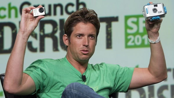 GoPro Founder Keeps A $229 Million Promise To His College Roommate