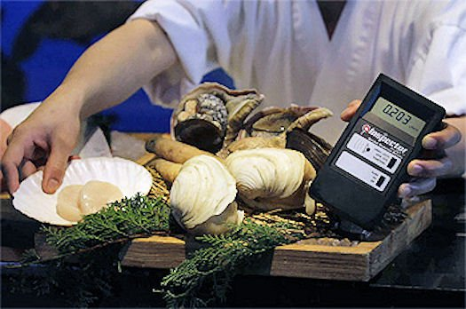 High Radiation Levels Found In North American Seafood: Fukushima