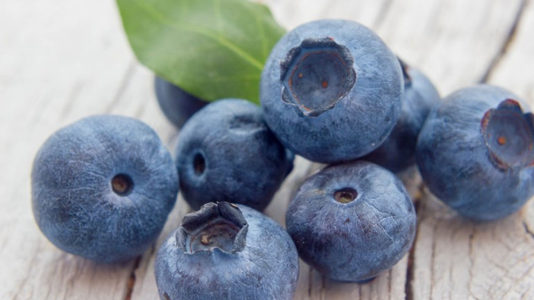 Blueberries Increase Immunity and Reduce Blood Pressure
