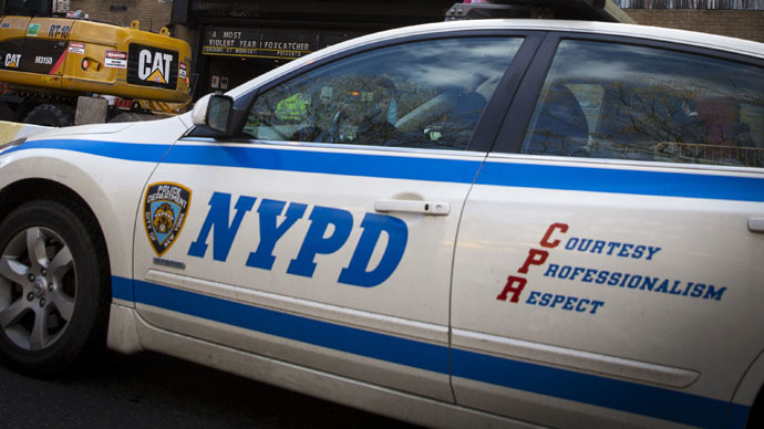 NYPD Officers Retreat as Residents Stop Arrest of Teenage Girl