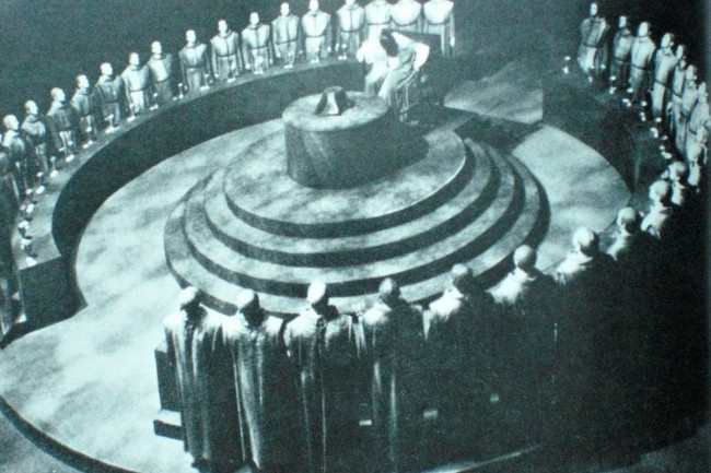 Illuminati Council of 13 Member Caught on Tape Gloating Nobody Can Touch Him