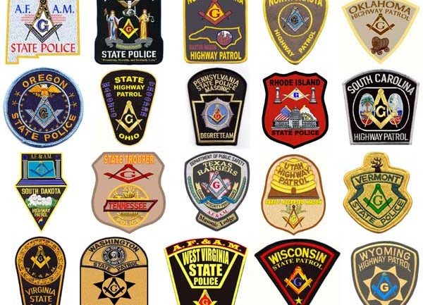 "Bizarre ""Masonic Police Force"" Uncovered in Los Angeles"