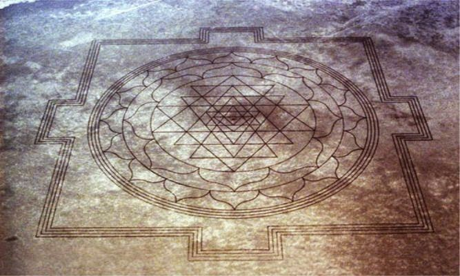 13 Mile Long Crop Circle Formation Found In Oregon