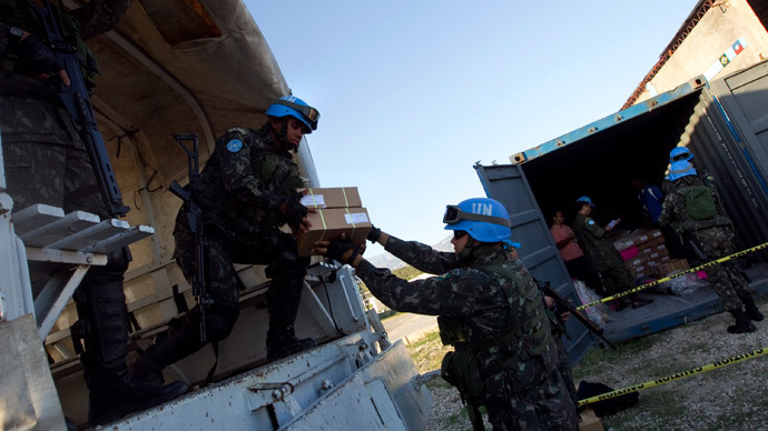 UN Peacekeepers Sexually Abused Hundreds of Haitian Women and Girls