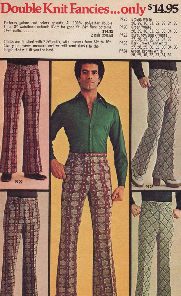 1970's Men's Fashion Ads You Won't Be Able To Unsee ...