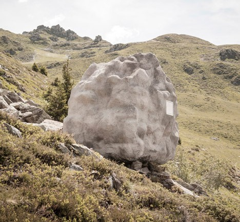 It Looks Like An Ordinary Boulder, But Inside? An Astonishing Secret
