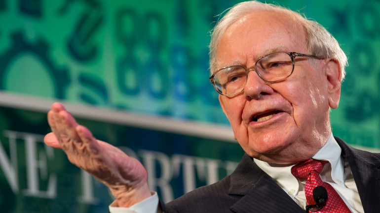 Someone Just Bought Lunch With Warren Buffett For $2.3 Million