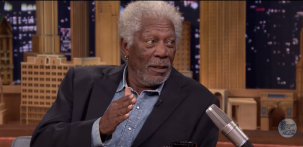 Morgan Freeman Converted His 124 Acre Ranch Into A Bee Sanctuary To Help Save The Bees