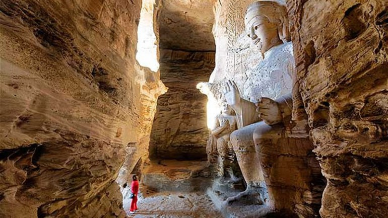 Underground City Of Giants Discovered In The Grand Canyon