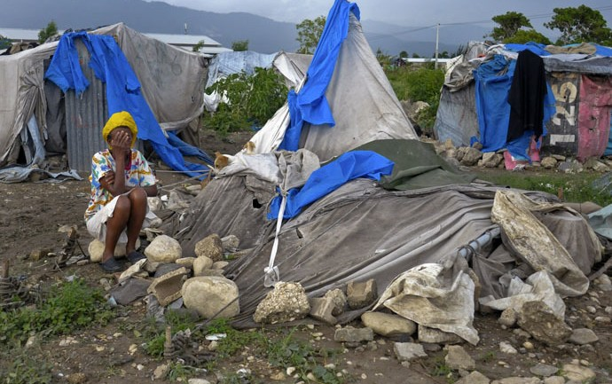 'Where's The $500 million?' Red Cross Promises Houses For 130,000 Haitians, 'Builds Only 6'