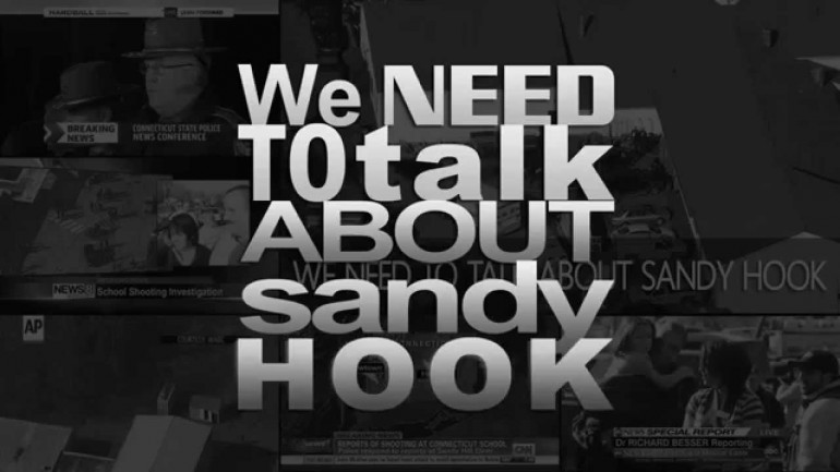 'We Need to Talk About Sandy Hook' – Full Video