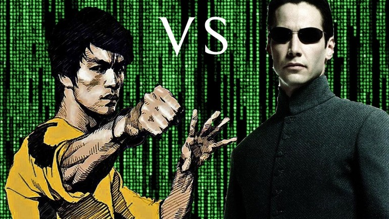 Bruce Lee vs The Matrix – The Battle for Wisdom