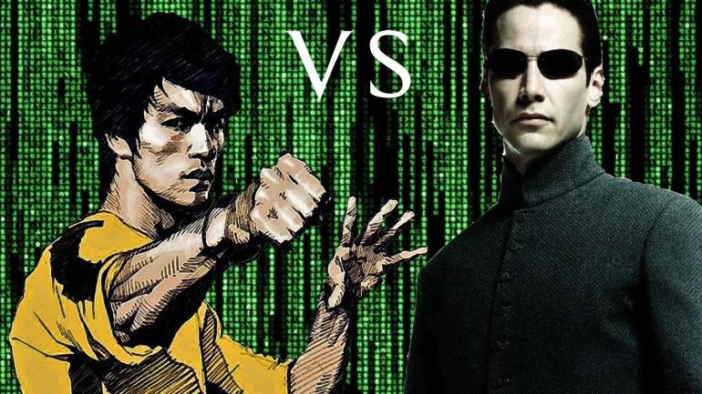 Bruce Lee vs The Matrix – The Battle for Wisdom