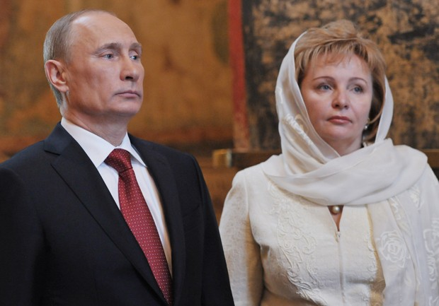"The Elite Killed Putin…. Lyudmila Putin: ""My Husband Was Assassinated and is Dead"""