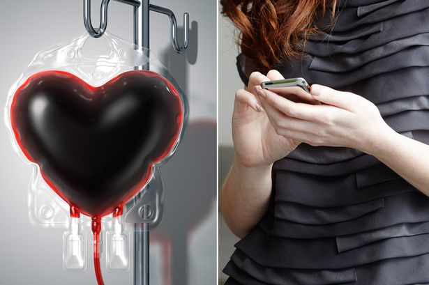 Blood Donors in Sweden Receive a Text Message Every Time They Save a Life