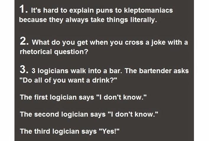 20 Jokes That Only Intellectuals Will Understand. Number 5 Took Me A Minute.