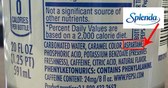 "What ""ASPARTAME FREE"" Really Means For Diet Pepsi"