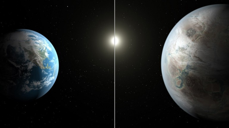 NASA's Kepler Telescope Finds First Planet Similar To Earth